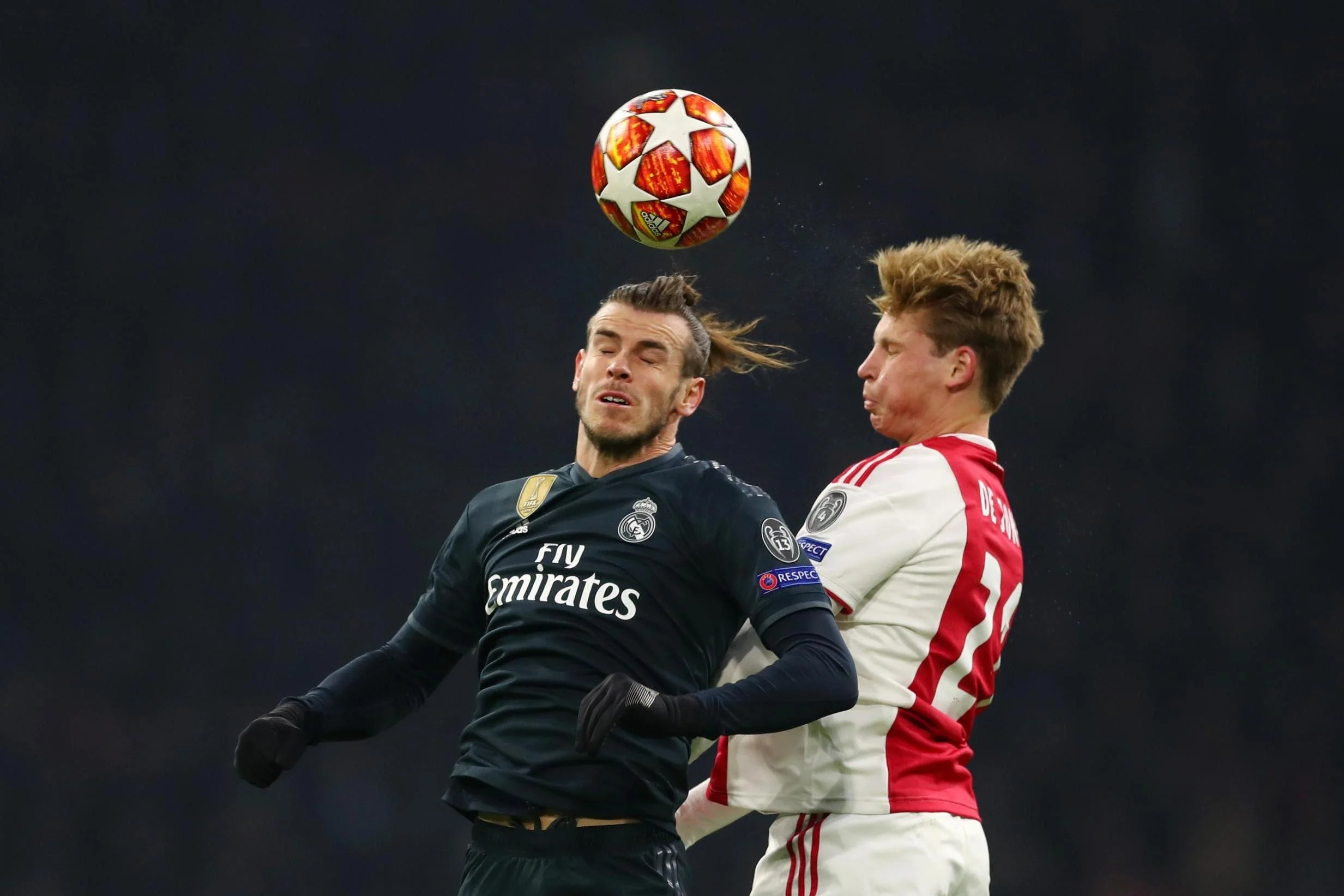 Frenkie De Jong Says Barcelona Told Him To Knock Real Madrid Out Of Champions League When Agreeing M Transfer