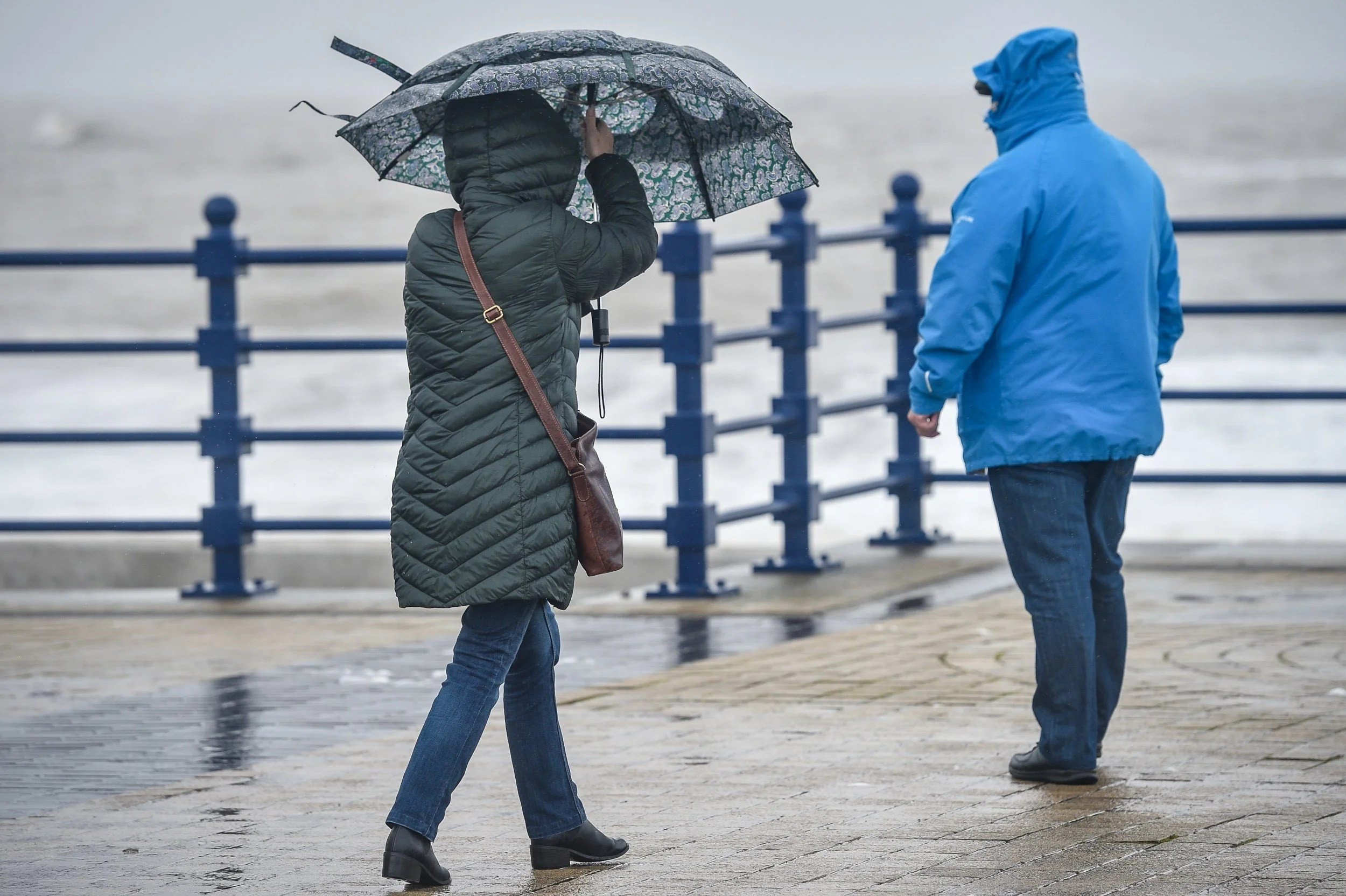 stormhannahsnow1403 UK weather forecast: 'Hannah' to become second storm to hit Britain in a week with 30cm of snow set to fall