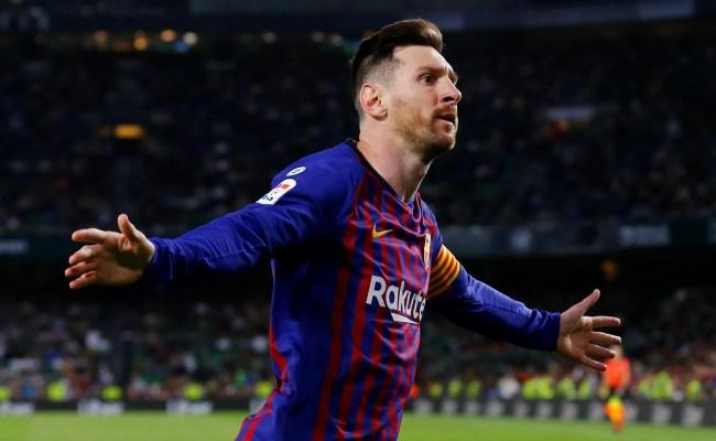 Real Betis 1 4 Barcelona Result Laliga 2019 Report