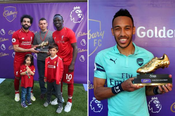 Image result for epl golden boot 2019
