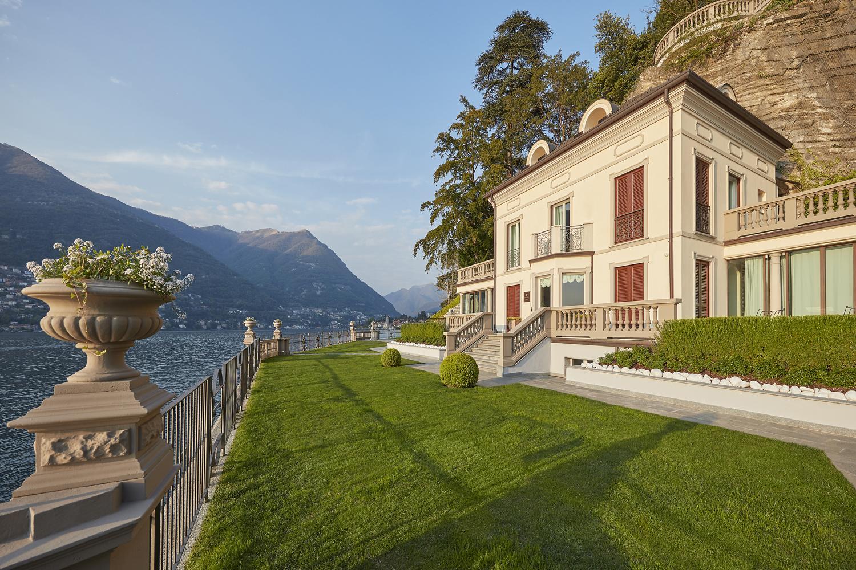 Hotel Of The Week Mandarin Oriental Lake Como Italy