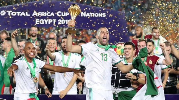 AFCON Final result: Algeria 1-0 Senegal - Baghdad Bounedjah goal ...