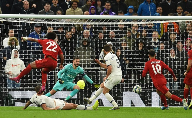 Tottenham 2 7 Bayern Result Uefa Champions League 2019 20