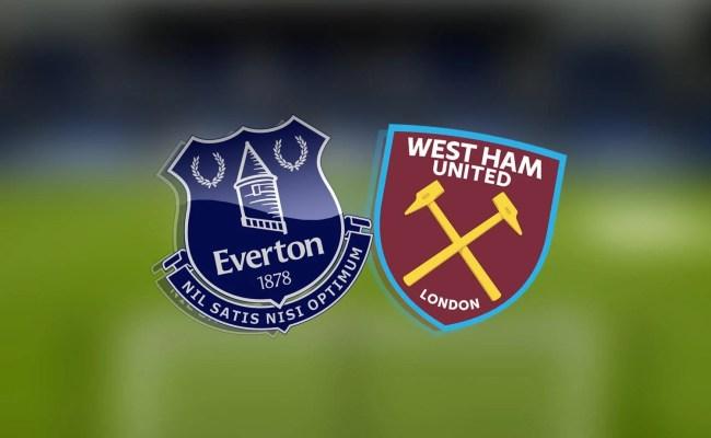 Everton Vs West Ham Live Stream Online Premier League 2019 20 Commentary Tv Latest Score