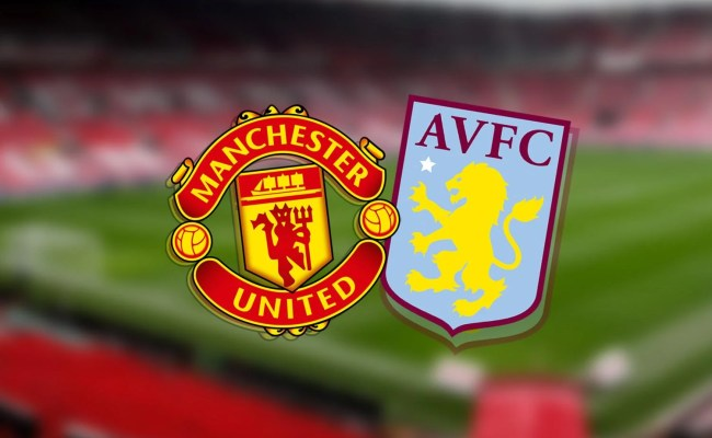 Manchester United Vs Aston Villa Premier League 2019 20