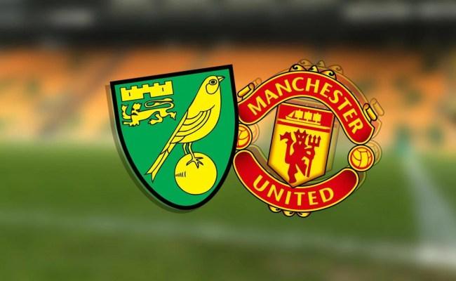 Norwich Vs Man Utd Live Stream Premier League 2019