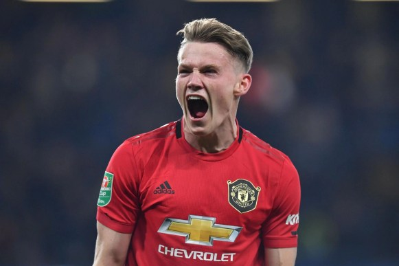 Image result for McTominay""