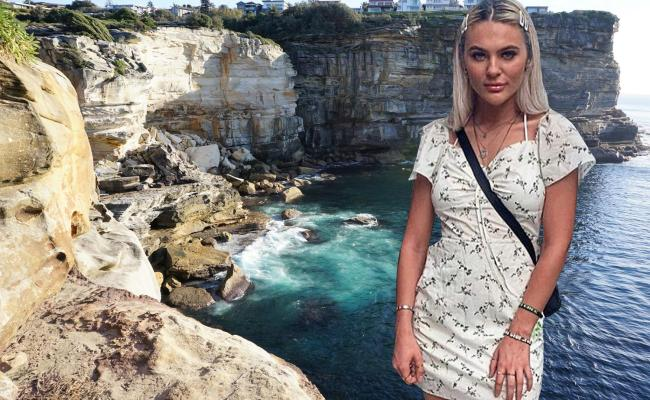 Madalyn Davis British Backpacker Killed In 100ft Fall At