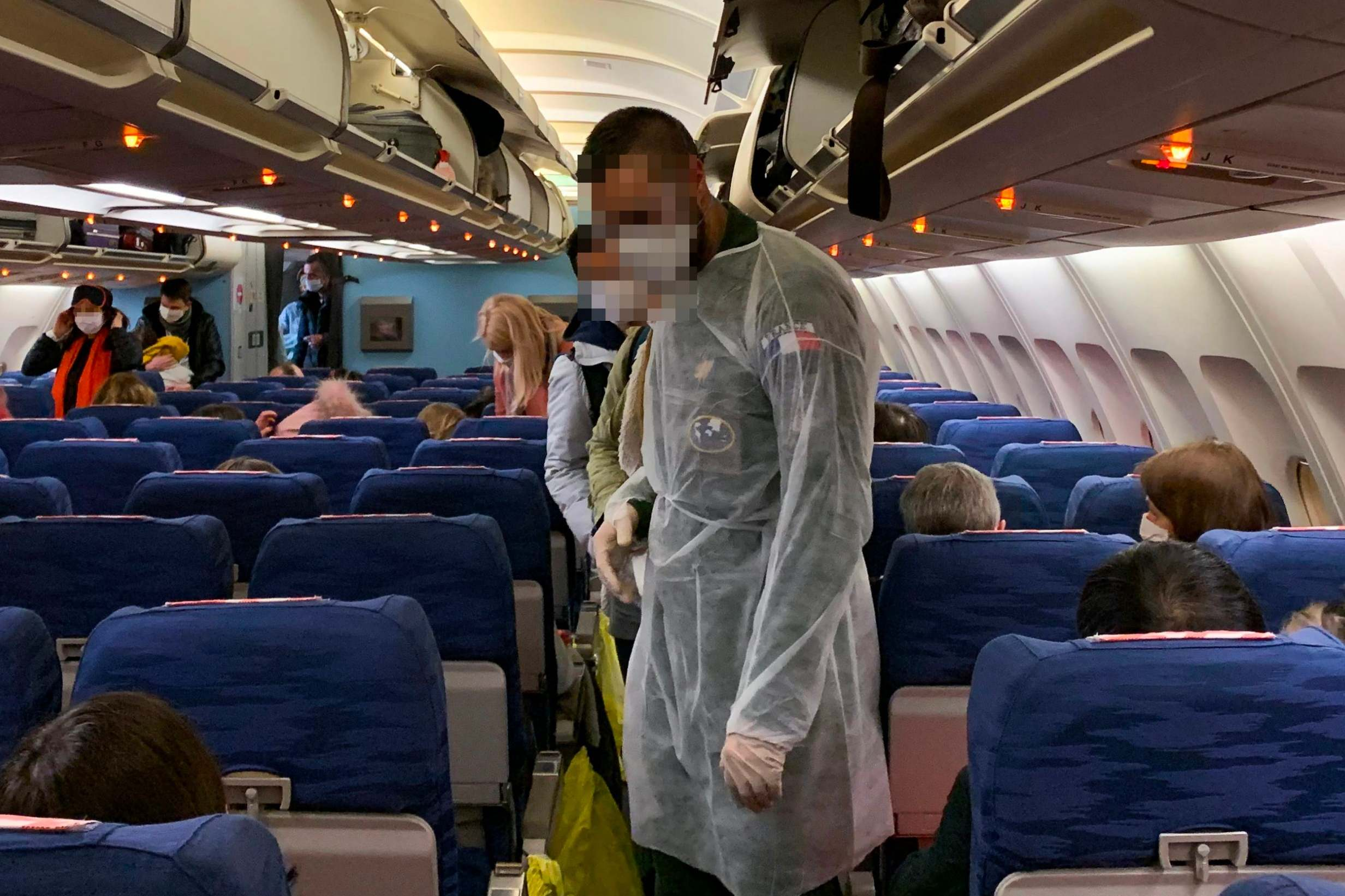 Which flights to China have been cancelled due to the coronavirus ...