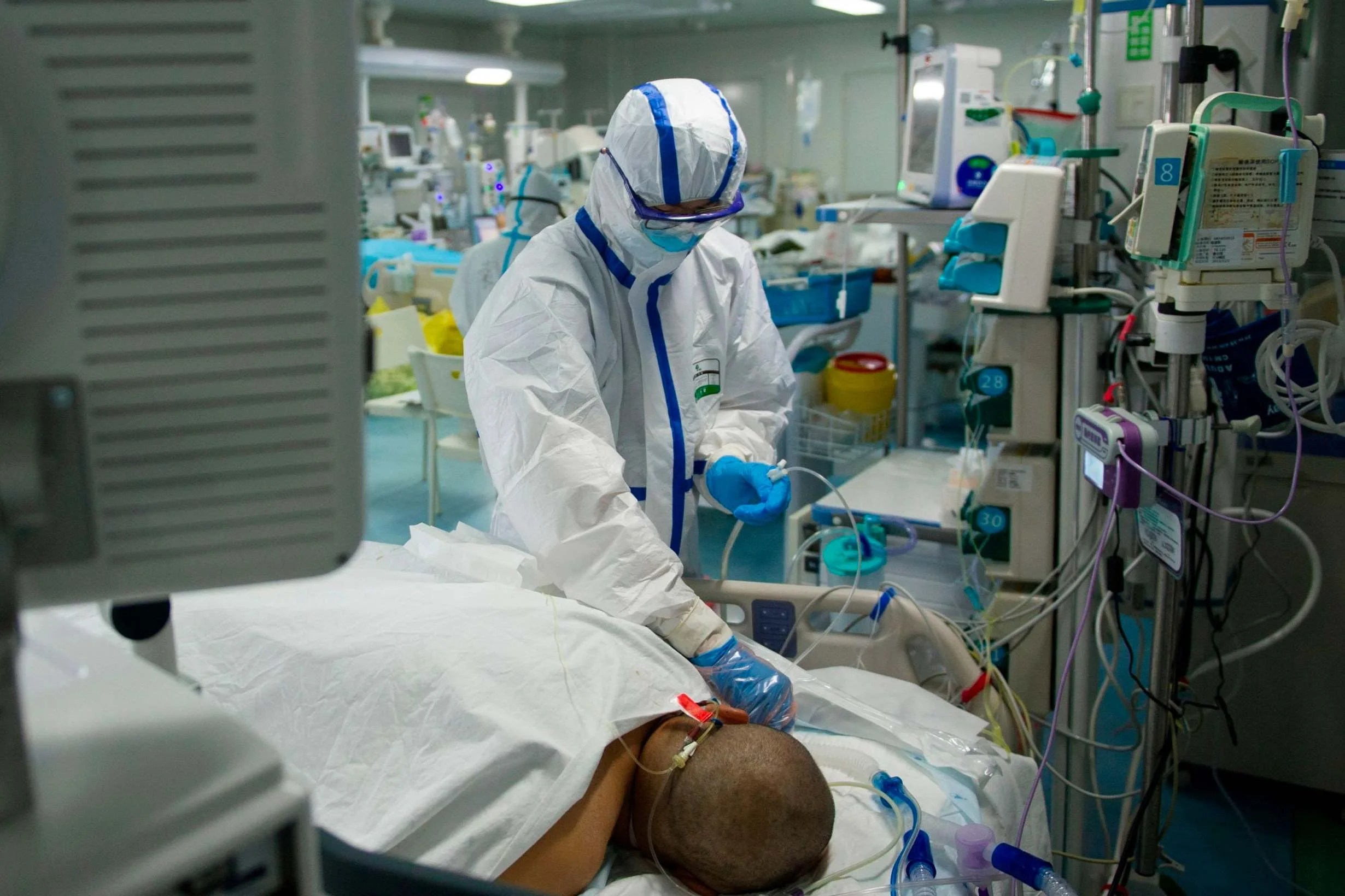 First French citizen dies from coronavirus as outbreak of disease ...