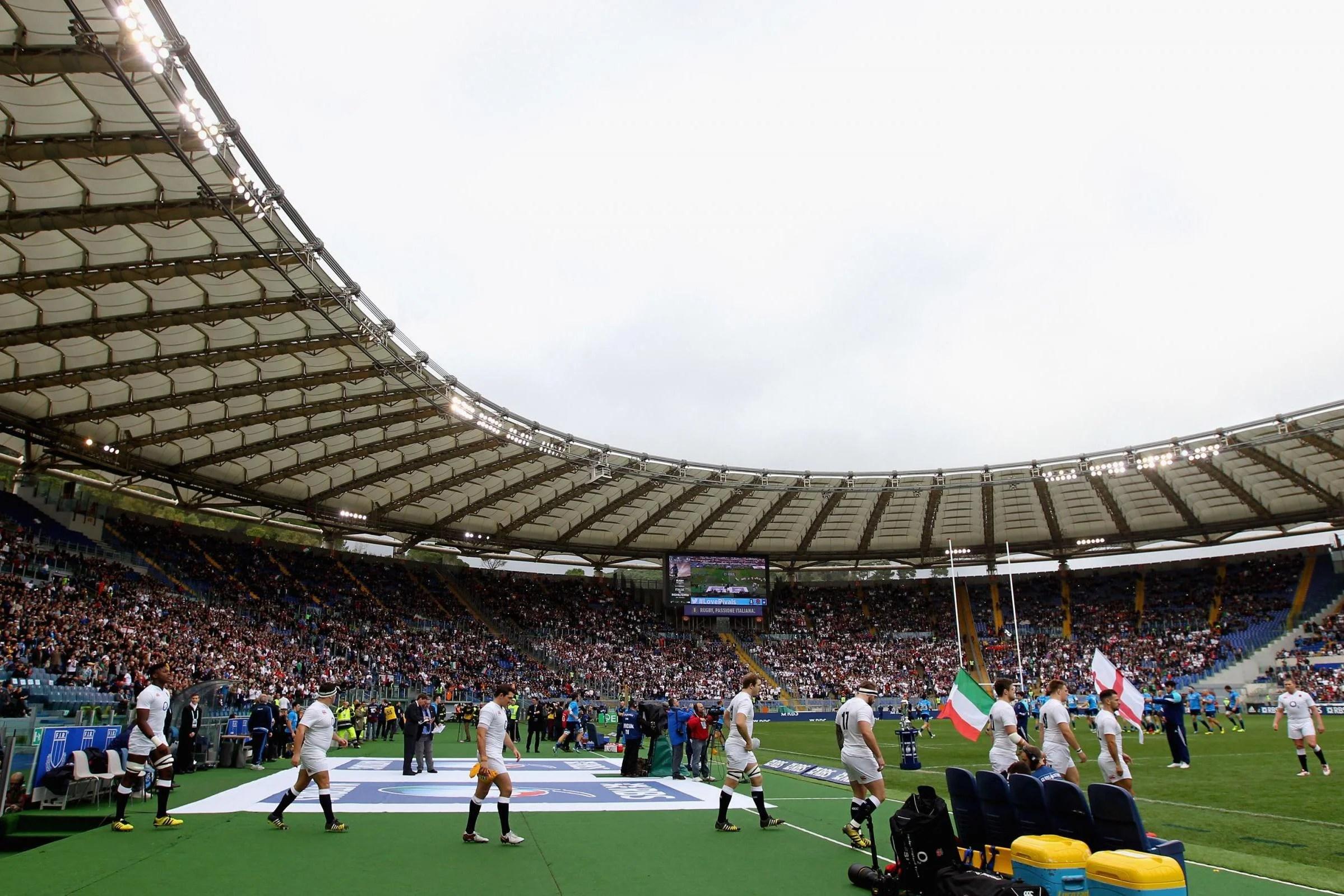 Italy vs England Six Nations clash postponed due to coronavirus ...