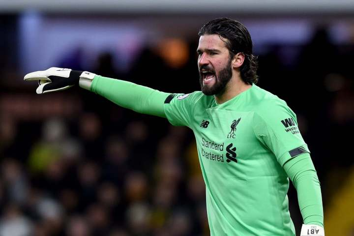 Liverpool coach explains why Alisson Becker is one of the world's best  goalkeepers | London Evening Standard