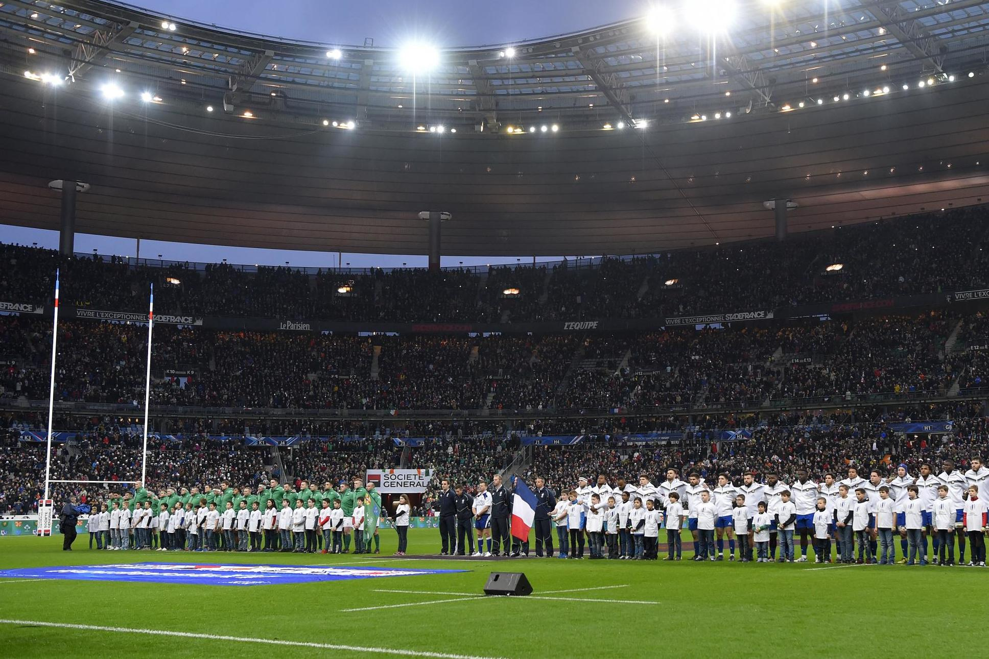 France vs Ireland called off due to coronavirus as Six Nations ...
