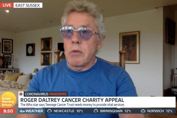 Roger Daltrey sparks debate over coronavirus response during Good Morning Britain appearance | London Evening Standard | Evening Standard