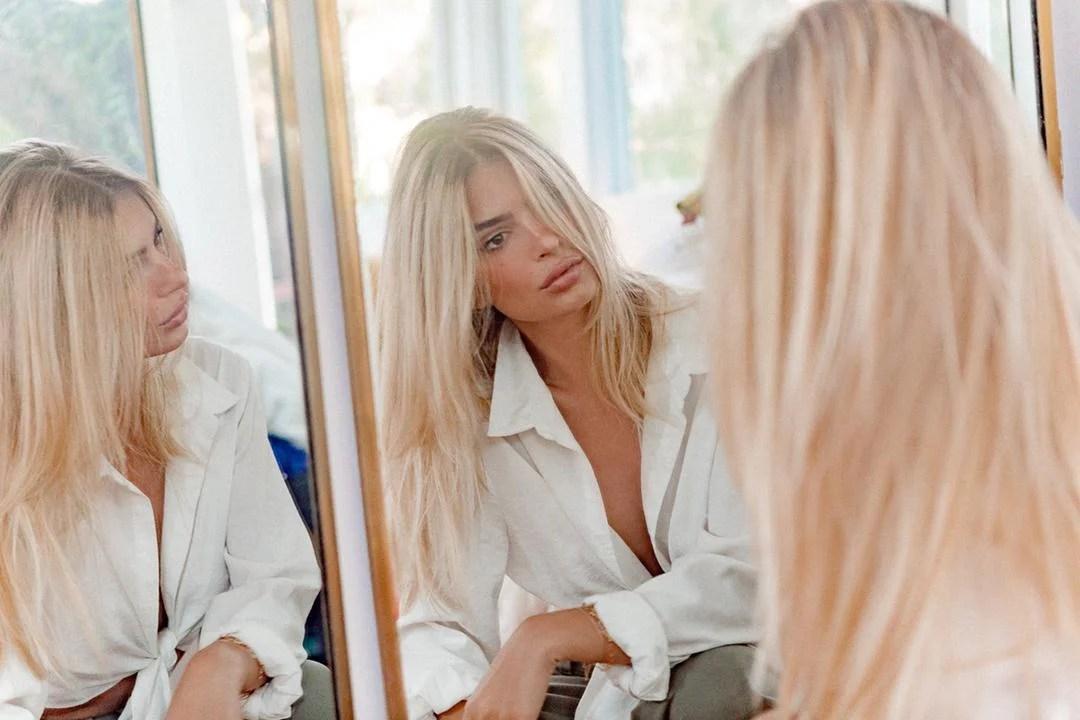 platinum blonde hair makeover