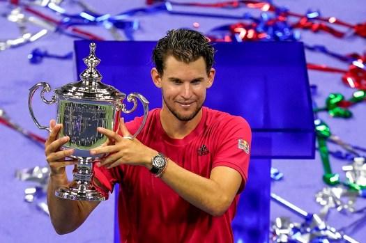 US Open tennis results LIVE! Dominic Thiem wins men's ...