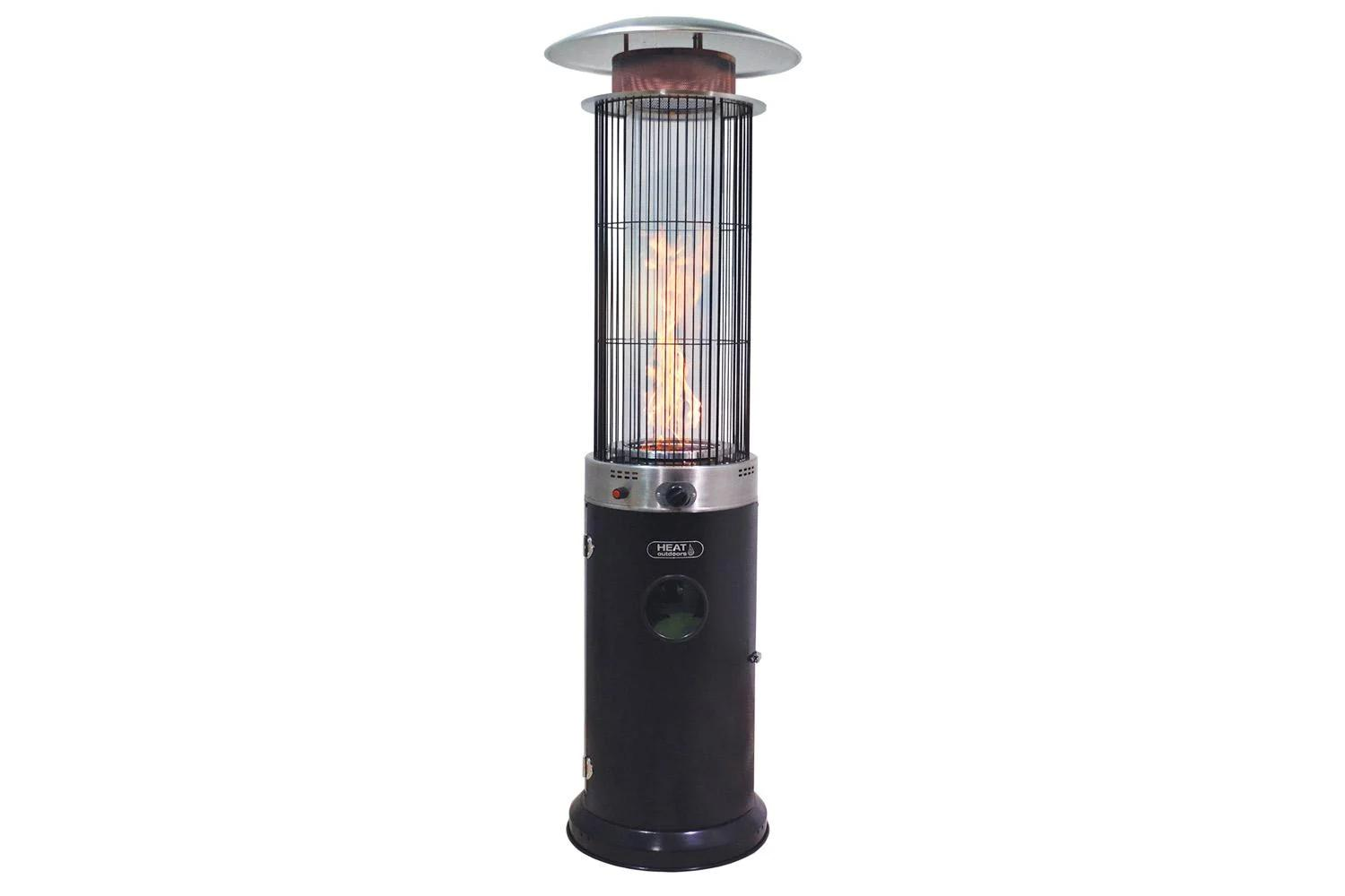 best patio heaters electric and gas