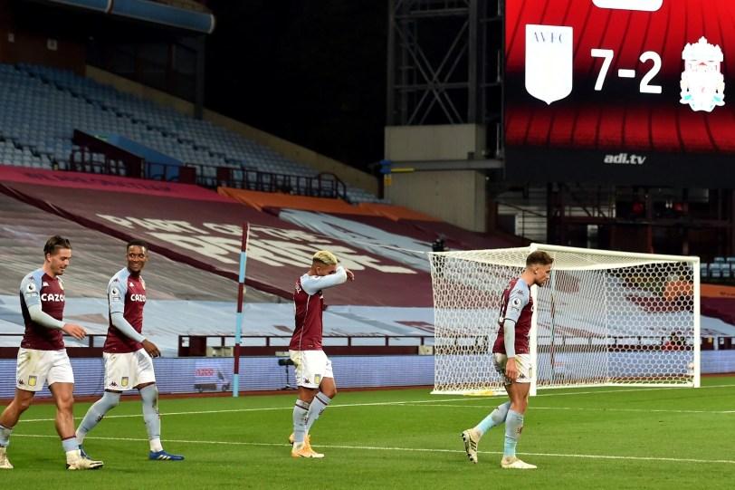 Aston Villa 7-2 Liverpool LIVE! Latest news and Jurgen Klopp reaction to  shock Villa Park result   London Evening Standard   Evening Standard