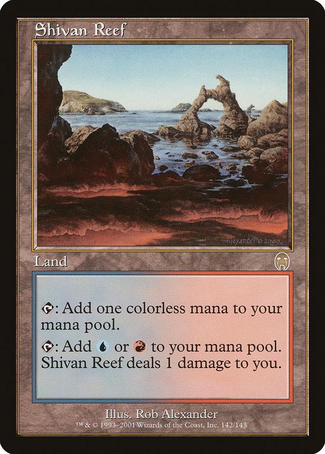Kuvahaun tulos haulle mtg shivan reef