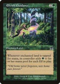 Elvish Guidance (Magic card)