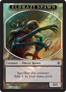 [Eldrazi Spawn Token] (#1a)