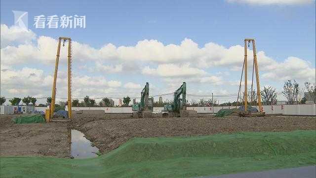 瞄準世界科技前沿 李政道研究所實驗樓開工建設_上海圖文_看看新聞