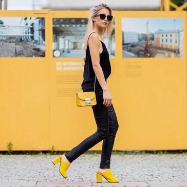 Resultado de imagem para yellow looks