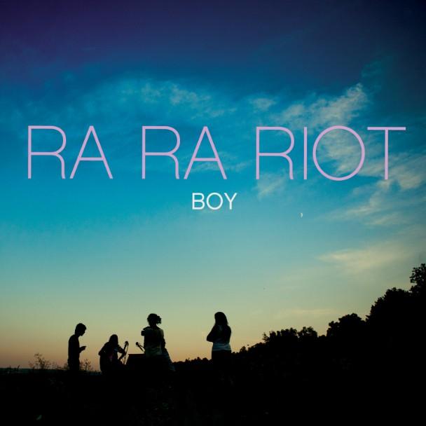 Ra Ra Riot  Boy Stereogum Premiere  Stereogum