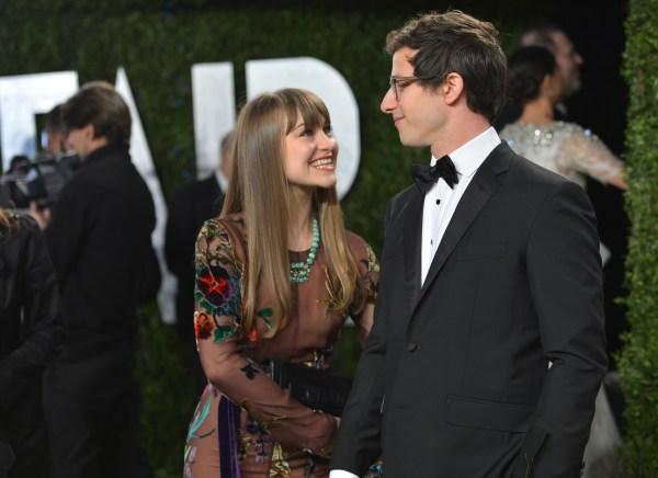 Joanna & Andy Samberg Engaged - Stereogum