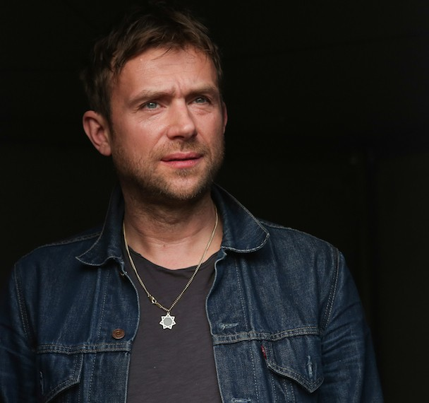 Grayscale Confessions Damon Albarn On Life Technology