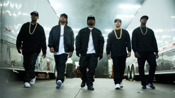 Cast van Straight Outta Compton