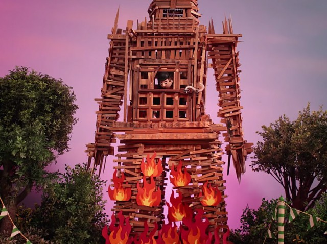 Image result for burn the witch
