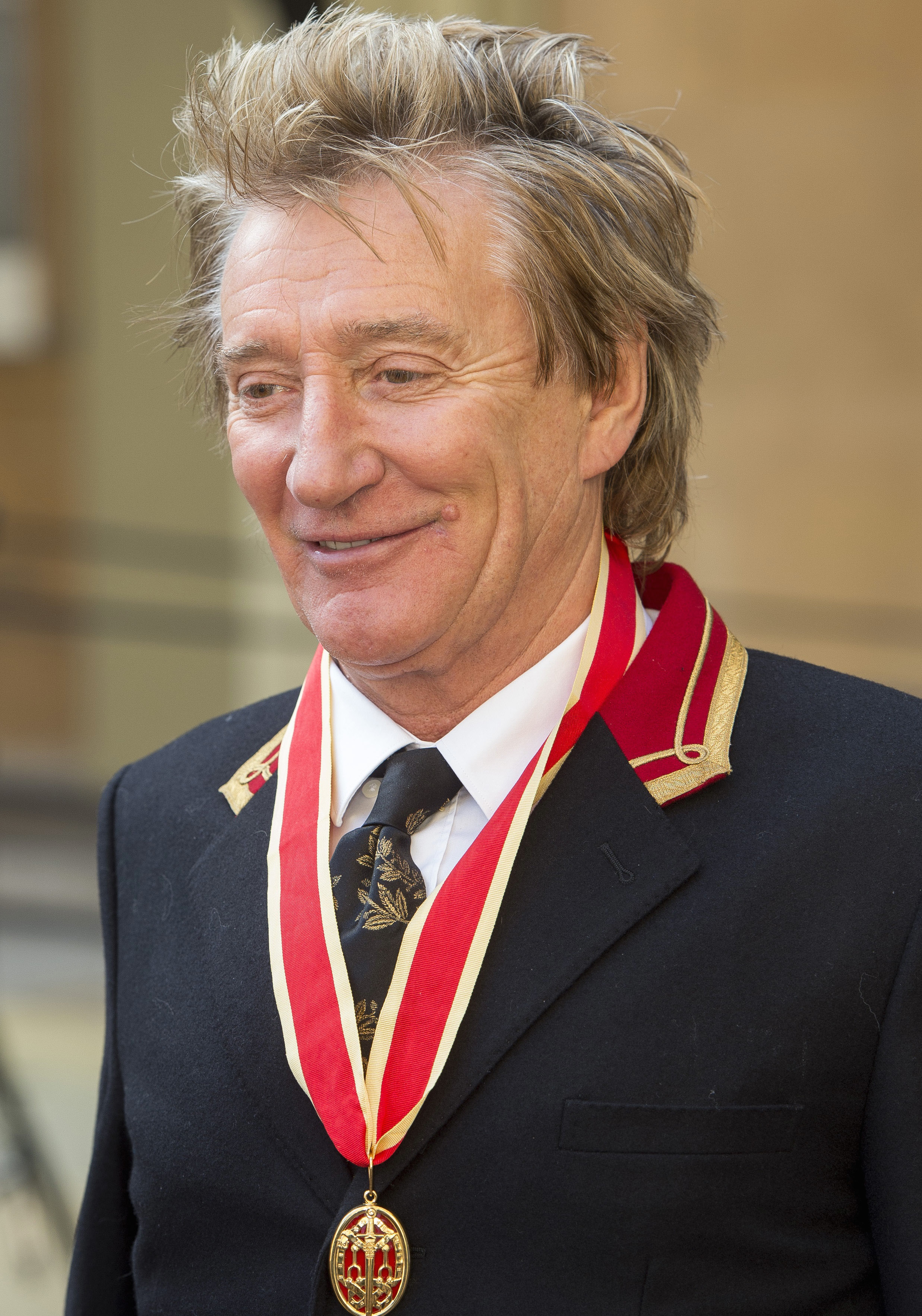 Rod Stewart Is A Knight Now Stereogum