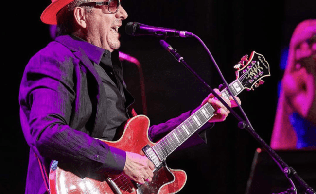 Elvis Costello Looked Back And Ahead With Imperial Bedroom Tour Stereogum