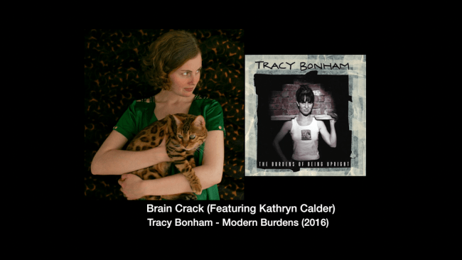 "Tracy Bonham - ""Brain Crack"""