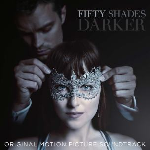 Image result for fifty shades darker soundtrack cover