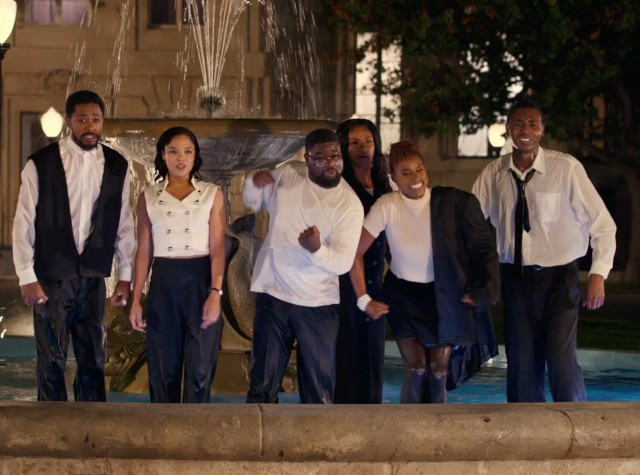 "Jay-Z's ""Moonlight"" Video Remakes Friends With All Black Actors - Stereogum"