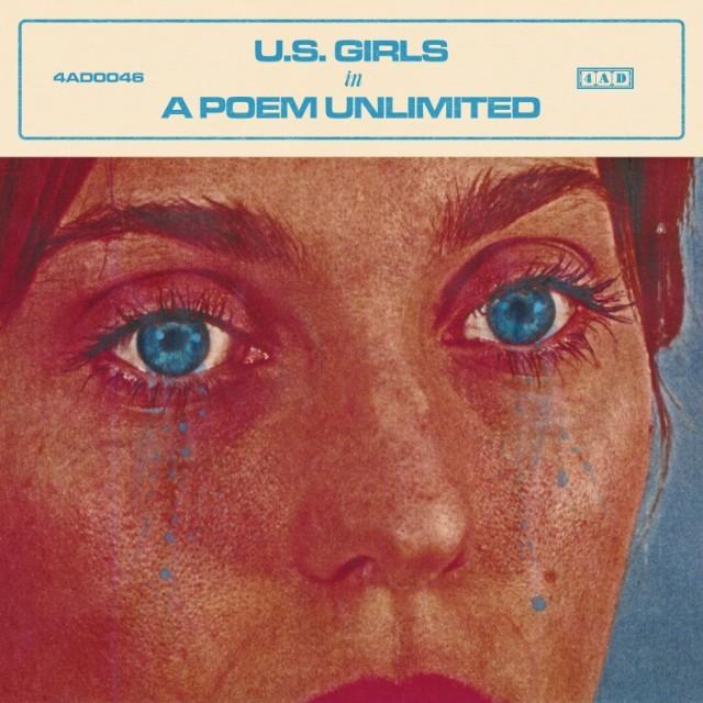 Znalezione obrazy dla zapytania U.S. Girls – In a Poem Unlimited (2018),