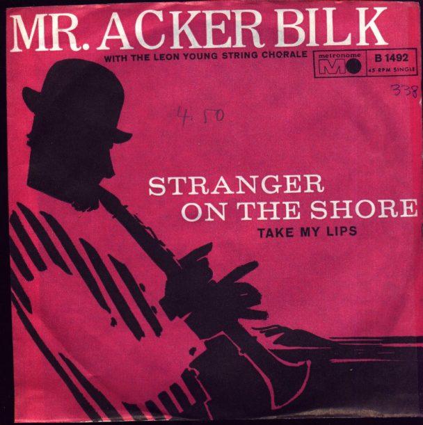 The Number Ones Mr Acker Bilks Stranger On The Shore  Stereogum