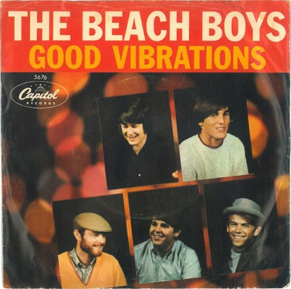 "The Number Ones: The Beach Boys' ""Good Vibrations"" - Stereogum"