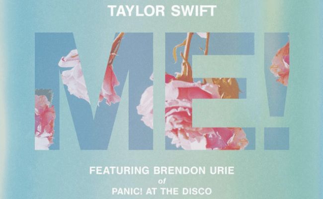 Taylor Swift Shares Me Video Featuring Brendon Urie