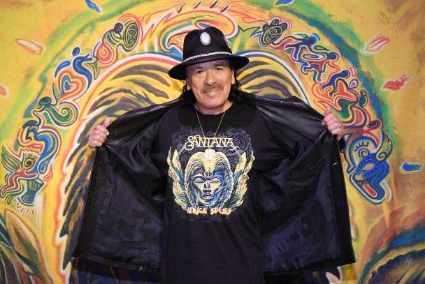 Carlos Santana Interview Africa Speaks And Beyond  Stereogum