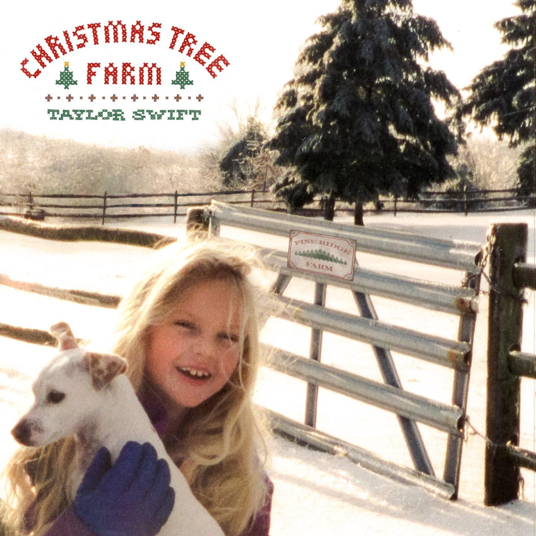 Resultado de imagen para Taylor Swift 'Christmas Tree Farm'