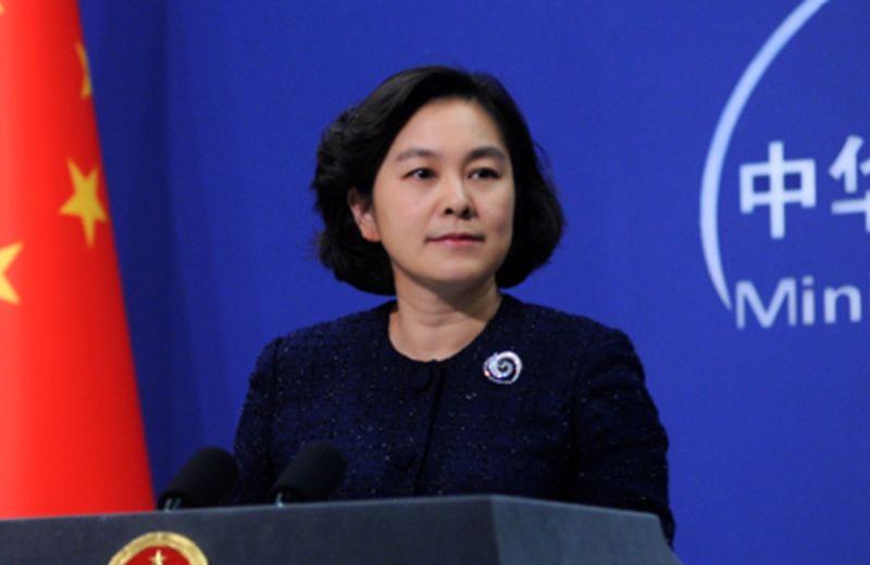 外交部指中聖普復交體現「一個中國」是人心所向 -- 星島日報