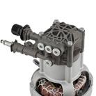 Aluminium high-pressure pump