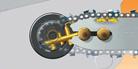 Système de lubrification de chaîne Ematic<sup>MC</