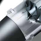 Двухступенчатое осевое воздуходувное устройство