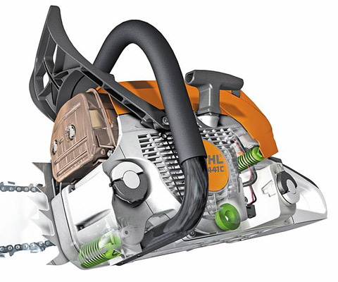 Stihl 461 Review