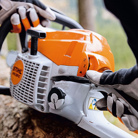 MS 261 CM  30kWPetrol chainsaw with STIHL MTronic M