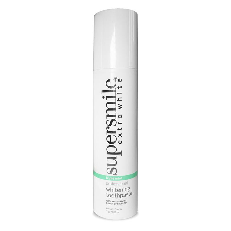 Supersmile  Professional Teeth Whitening Toothpaste Triple Mint (7 Oz.)